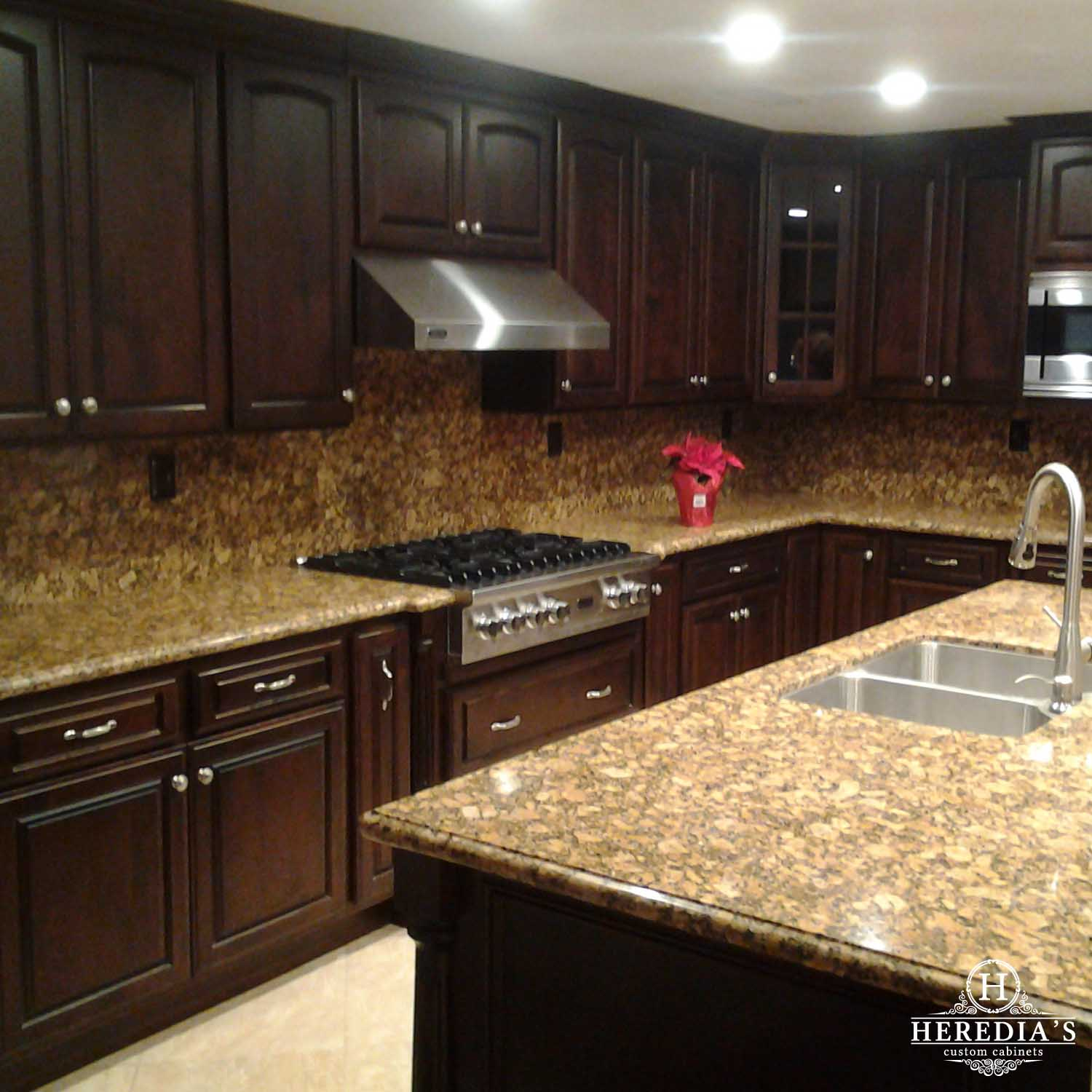 Kitchen cabinets projects custom kitchen cabinet ideas for Custom kitchen cabinets