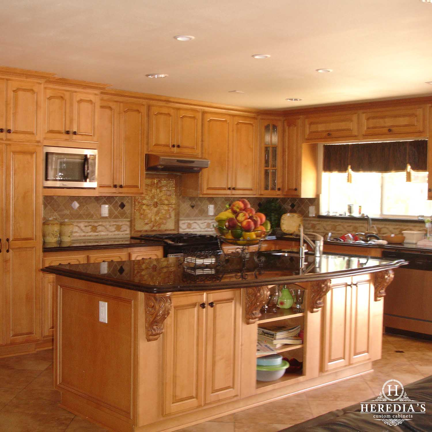4 Ways To Personalize Your Kitchen Cabinets: Custom Kitchen Cabinet Ideas