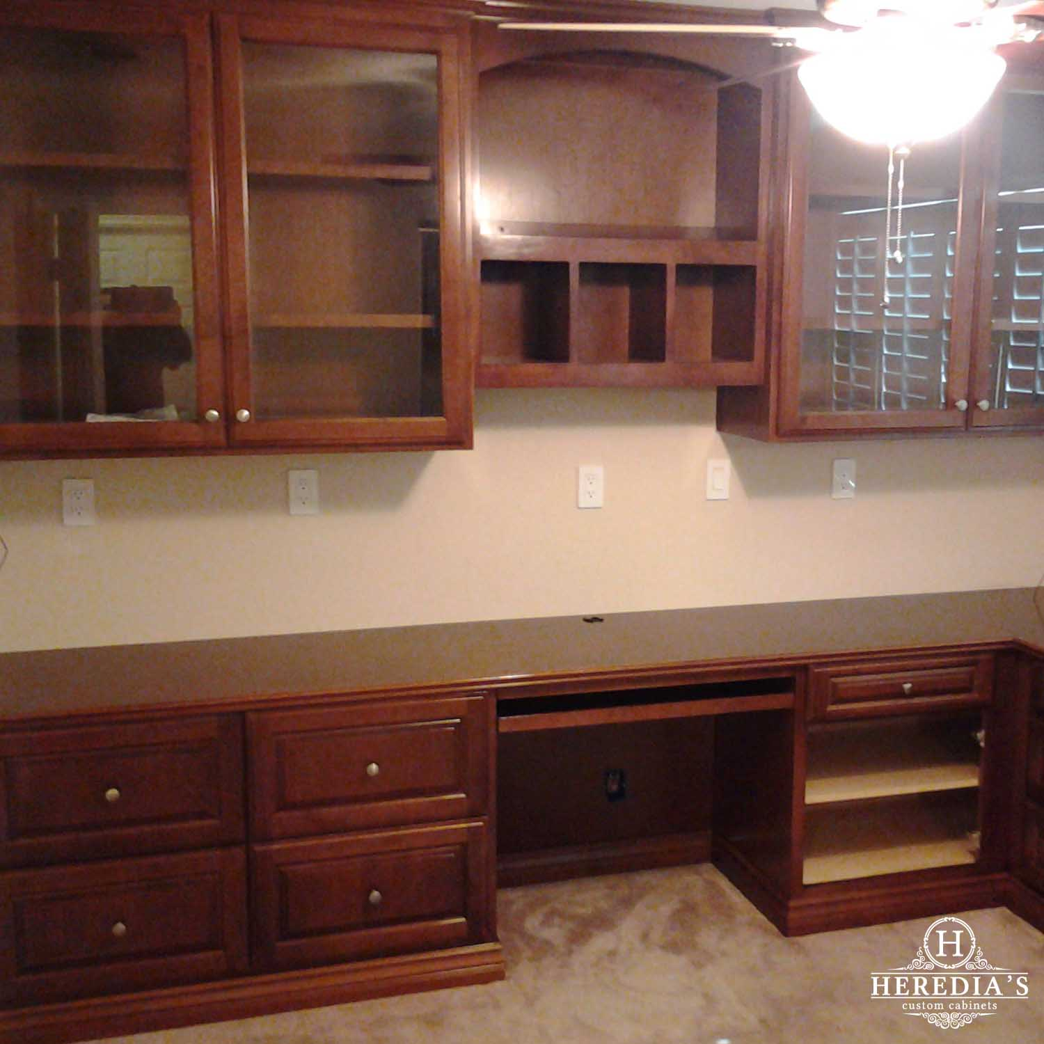 Office Cabinets Projects| Custom Office Cabinet Ideas